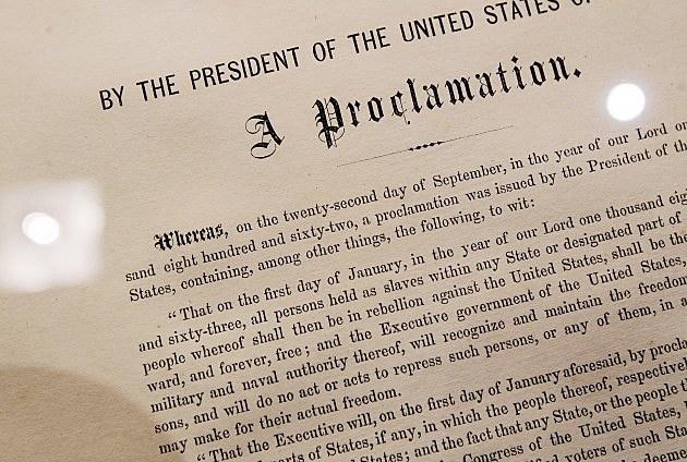 proclamation essay emancipation proclamation essay