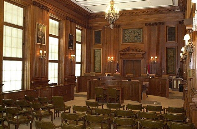 Missouri Senate Lounge