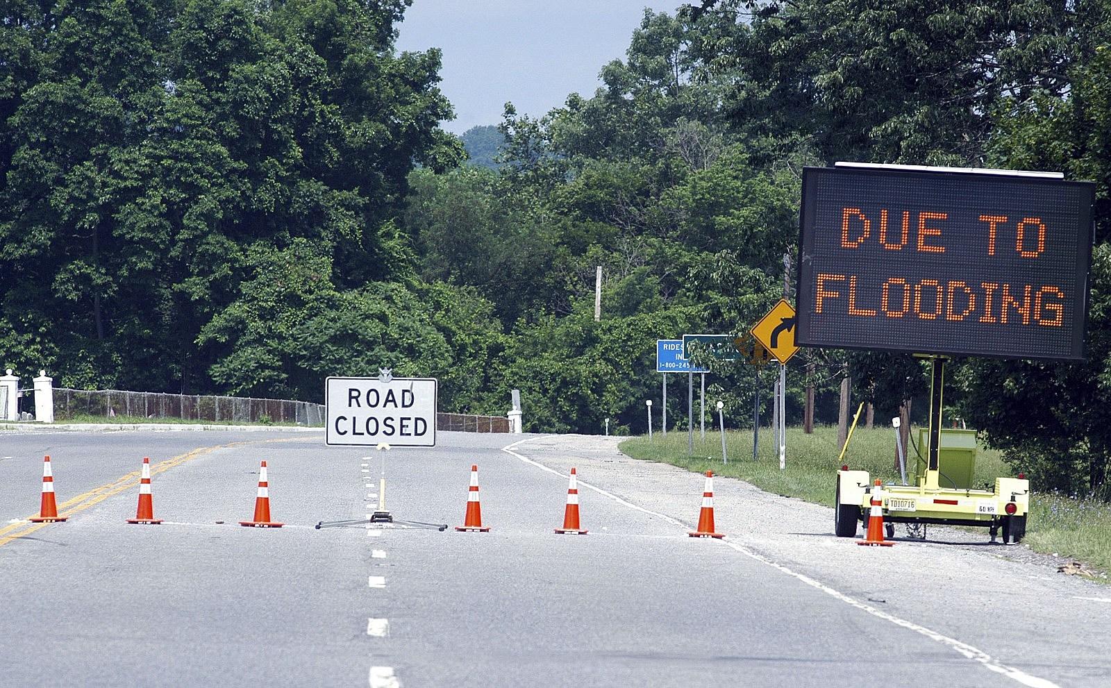 Waters Begin To Recede After Devastating Northeast Floods
