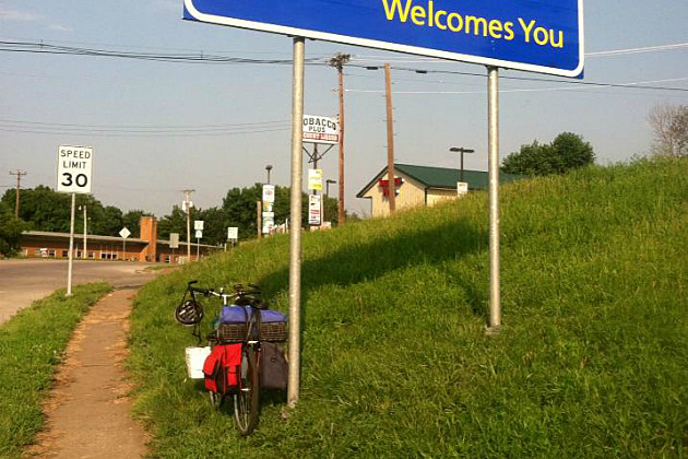 Metal Pedal Coast-to-Coast bike ride passes through Northeast Missouri