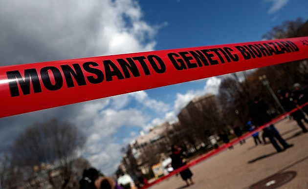 Activists Protests Against Monsanto