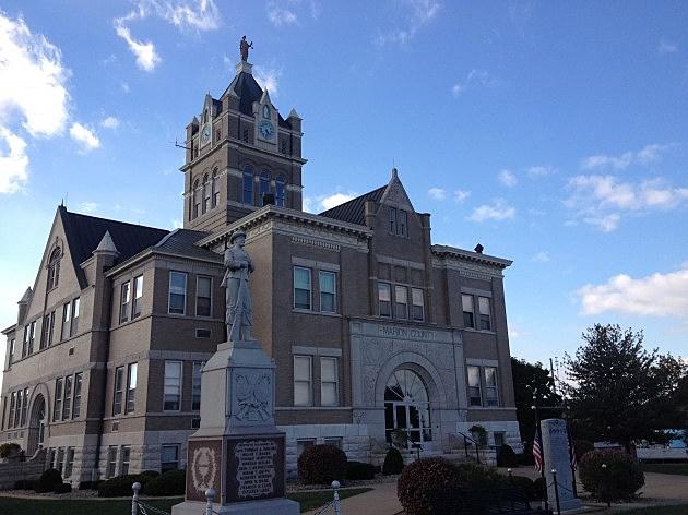 Marion County Courthouse - Palmyra, Missouri