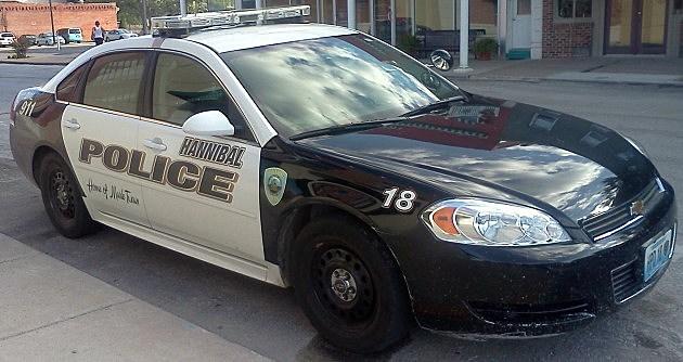 Hannibal Police Car