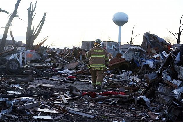 Severe Tornado Outbreak Hits Illinois