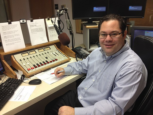 KHMO, KICK-FM, Y101 and WLIQ General Manager Dave Greene
