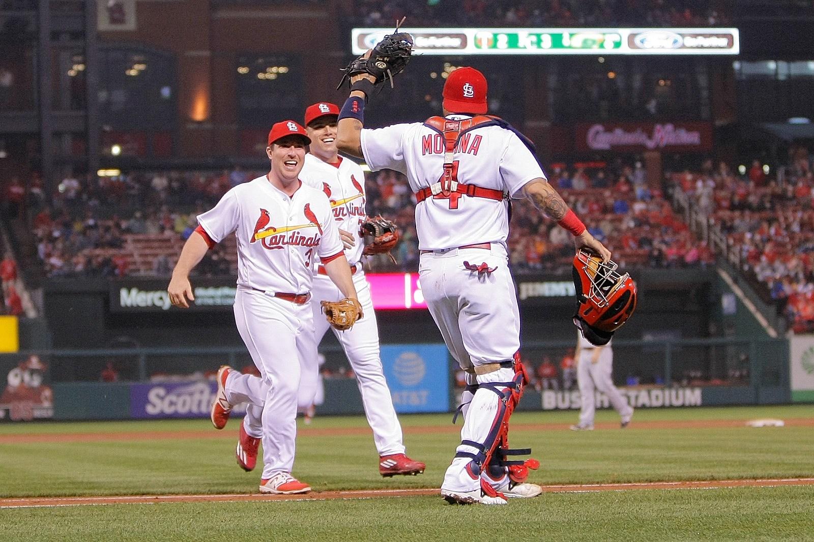 Cincinnati Reds v St Louis Cardinals