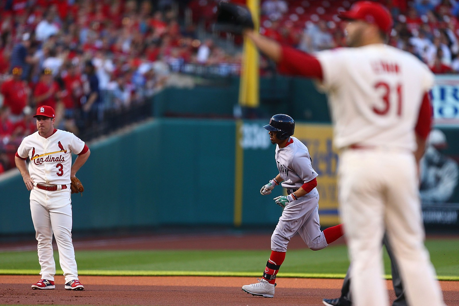 Boston Red Sox v St Louis Cardinals