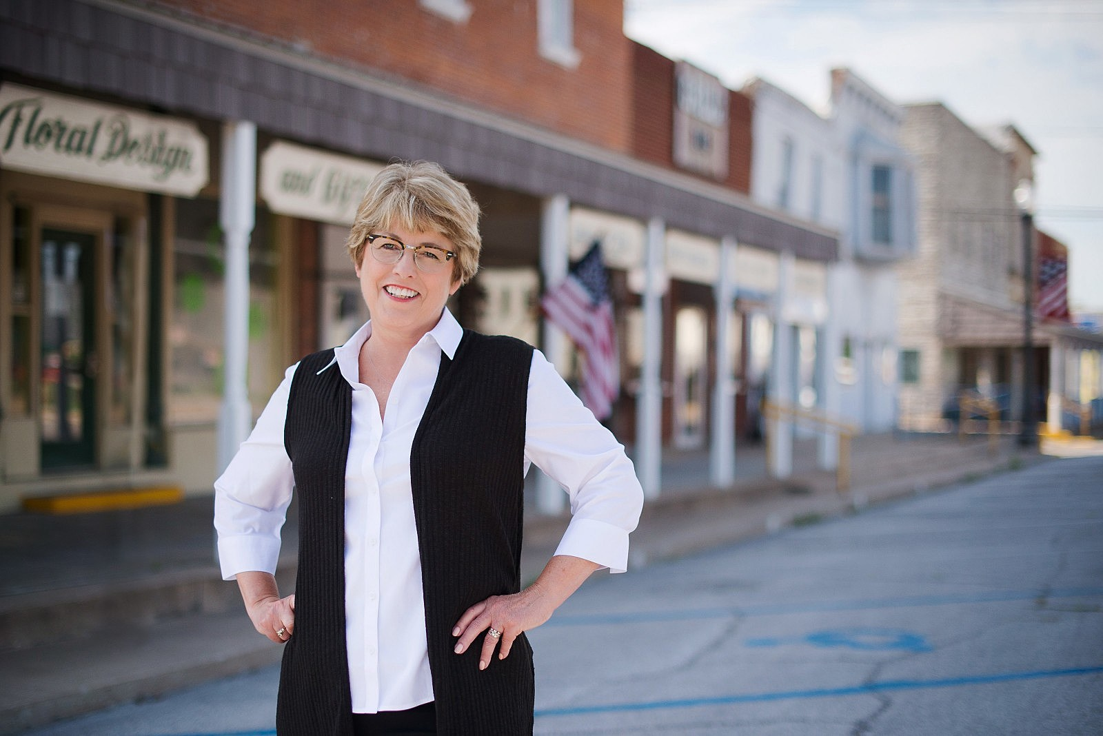 Cindy O'Laughlin/Photo by Emily Dobson
